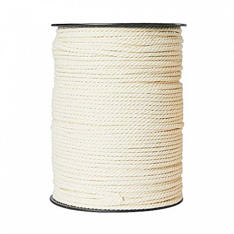 4mm twisted macrame rope