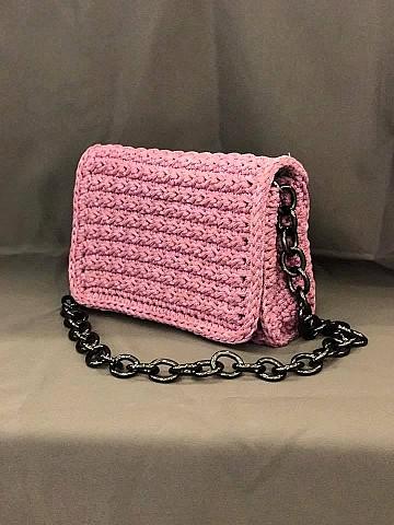 Pink beauty bag