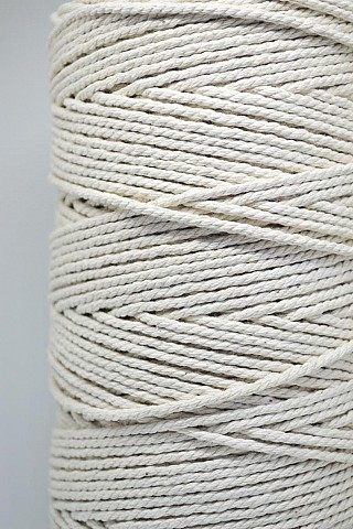 Macrame rope 2mm 3ply