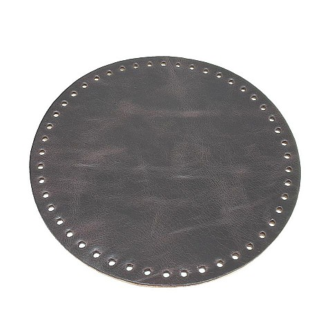 LeatherRoundBase20cm
